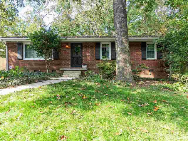 3305 Julian Drive, Raleigh, NC 27604 (#2350825) :: Bright Ideas Realty