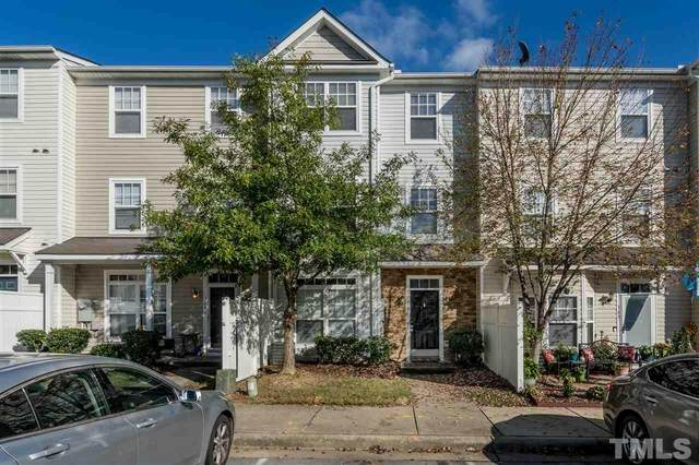 1221 Canyon Rock Court #106, Raleigh, NC 27610 (#2350834) :: Rachel Kendall Team