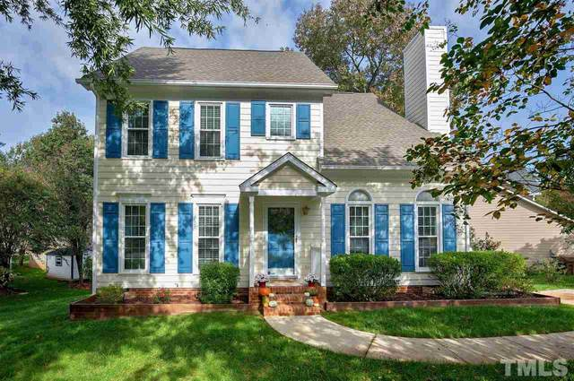 203 Amberglow Place, Cary, NC 27513 (#2350839) :: Rachel Kendall Team