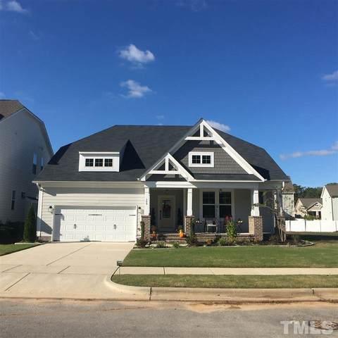108 Lea Cove Court, Holly Springs, NC 27540 (#2350885) :: Rachel Kendall Team