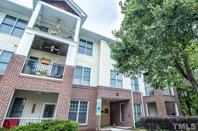 800 Moratuck Drive #106, Raleigh, NC 27604 (#2350890) :: Realty World Signature Properties