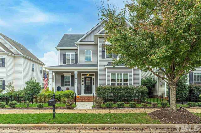 705 Summer Music Lane, Raleigh, NC 27603 (#2350893) :: Realty World Signature Properties