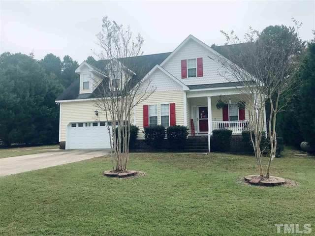 281 Mamie Ferguson Drive, Lillington, NC 27546 (#2350924) :: Realty World Signature Properties