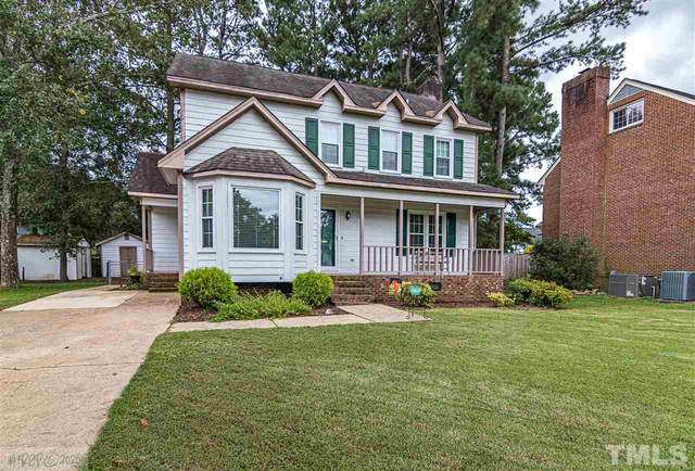 23 Eden Drive, Smithfield, NC 27577 (#2350940) :: Triangle Top Choice Realty, LLC