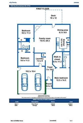 1906 Raj Drive, Durham, NC 27703 (#2350972) :: RE/MAX Real Estate Service