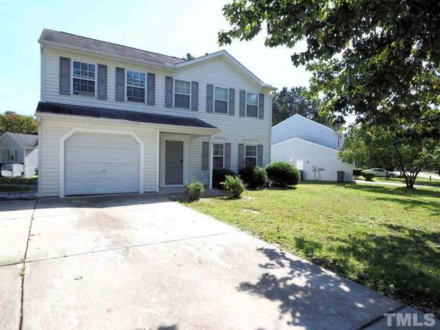 405 Mingocrest Drive, Knightdale, NC 27545 (MLS #2350982) :: The Oceanaire Realty