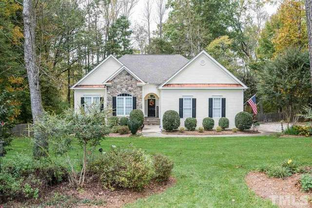 205 Dreamcatcher Trail, Youngsville, NC 27596 (#2351003) :: Realty World Signature Properties