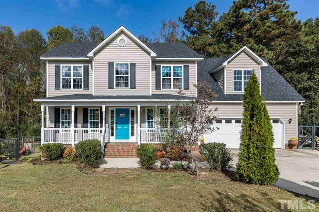 146 Yesteryear Court, Angier, NC 27501 (#2351012) :: Real Estate By Design