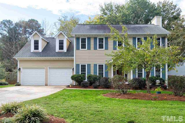 105 Fallsworth Drive, Cary, NC 27513 (#2351038) :: Realty World Signature Properties