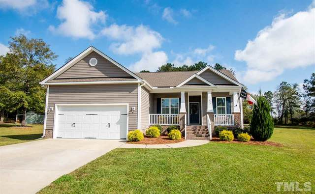 233 Beasley Estates Drive, Benson, NC 27504 (#2351049) :: Rachel Kendall Team