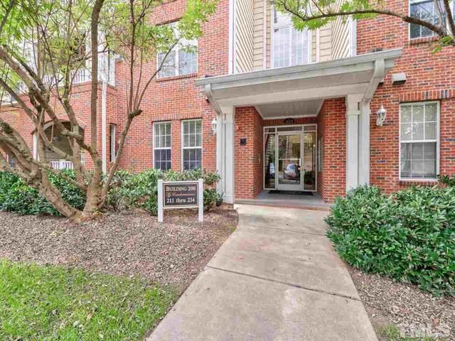 224 Providence Glen Drive #224, Chapel Hill, NC 27514 (#2351067) :: Classic Carolina Realty
