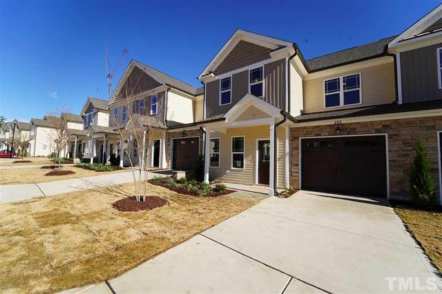510 Mariah Towns Way, Garner, NC 27529 (#2351081) :: Triangle Just Listed