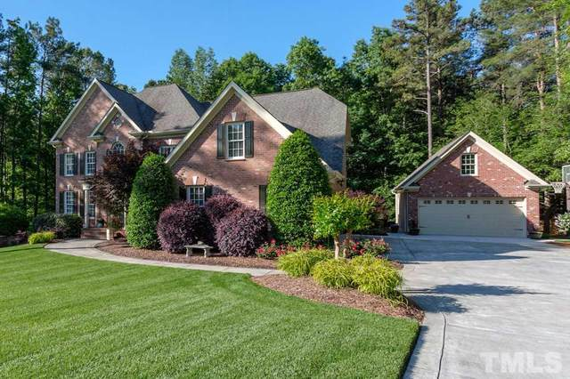 1029 Harpers Ridge Court, Wake Forest, NC 27587 (#2351088) :: Rachel Kendall Team