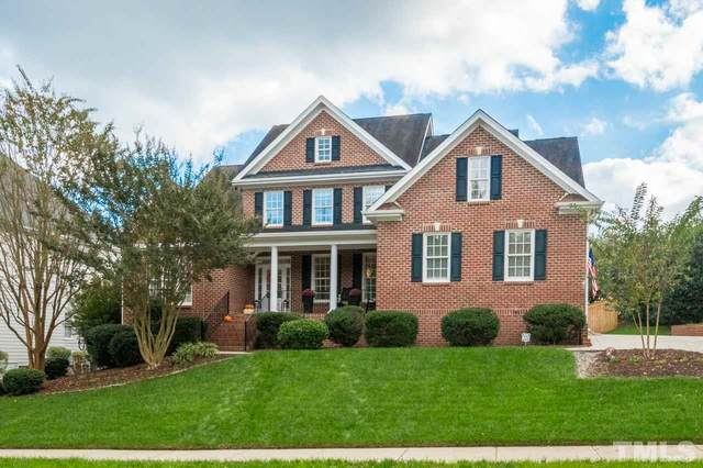 1805 Kenwyck Manor Way, Raleigh, NC 27612 (MLS #2351110) :: The Oceanaire Realty