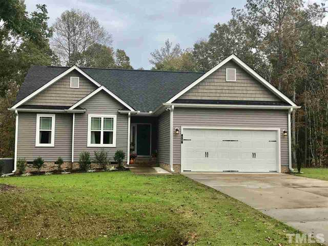 70 Rockwood Road, Franklinton, NC 27525 (#2351115) :: Real Estate By Design