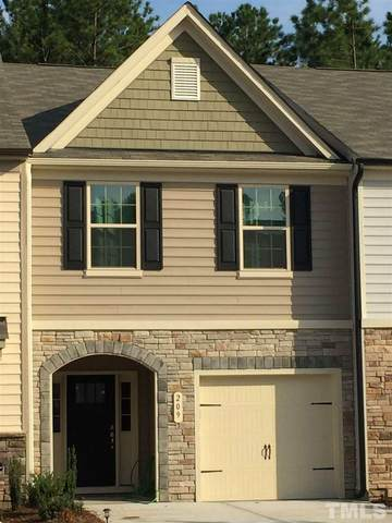 1115 Amber Shadow Drive #91, Durham, NC 27703 (MLS #2351127) :: The Oceanaire Realty