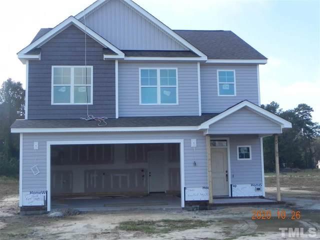 402 Willow Pond Drive, LaGrange, NC 28551 (#2351130) :: Dogwood Properties