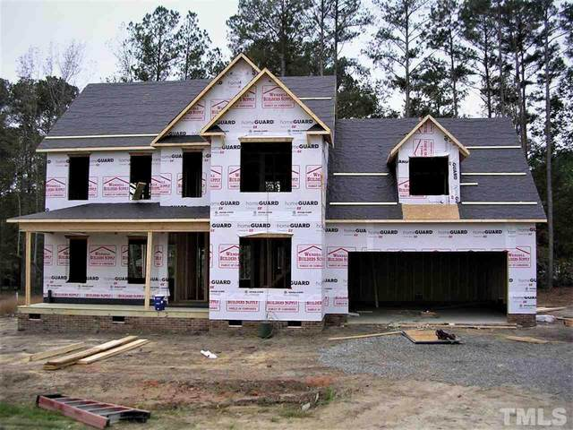 238 Long Grass Drive #54, Smithfield, NC 27577 (#2351139) :: Real Estate By Design