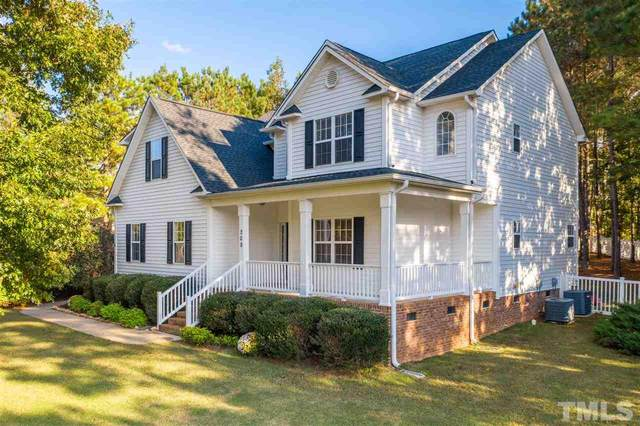 209 Travel Lite Drive, Raleigh, NC 27603 (#2351160) :: Marti Hampton Team brokered by eXp Realty