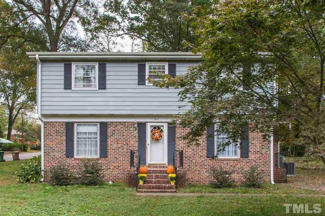 817 Pamlico Drive, Cary, NC 27511 (#2351188) :: The Beth Hines Team