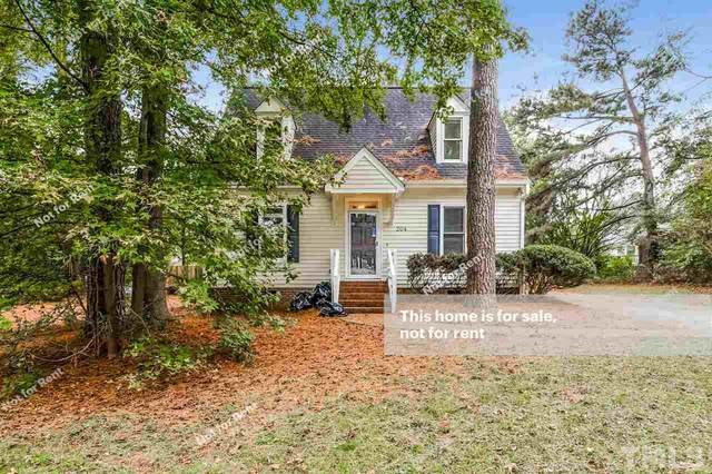 204 Arnold Lane, Fuquay Varina, NC 27526 (#2351190) :: Real Estate By Design