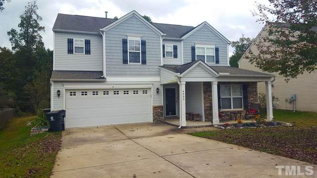 4005 Twin Spires Drive, Knightdale, NC 27545 (#2351194) :: Triangle Top Choice Realty, LLC