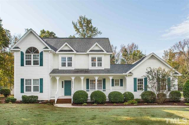 3301 Oaklyn Springs Drive, Raleigh, NC 27606 (#2351195) :: Real Estate By Design