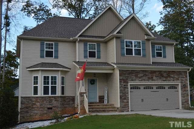 203 Petal Grove Court, Youngsville, NC 27596 (#2351204) :: Realty World Signature Properties