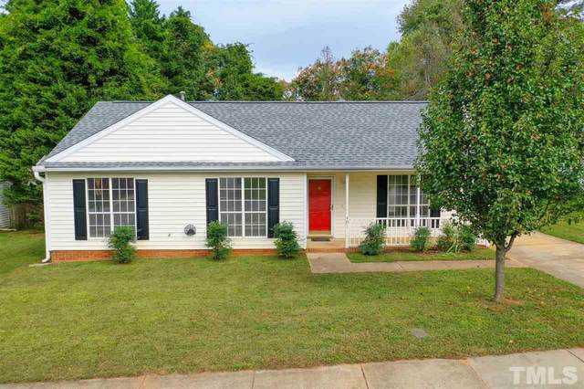 401 Earp Street, Holly Springs, NC 28411 (#2351213) :: Real Estate By Design