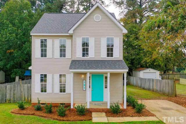 509 Lee Street, Holly Springs, NC 27540 (#2351214) :: Real Estate By Design