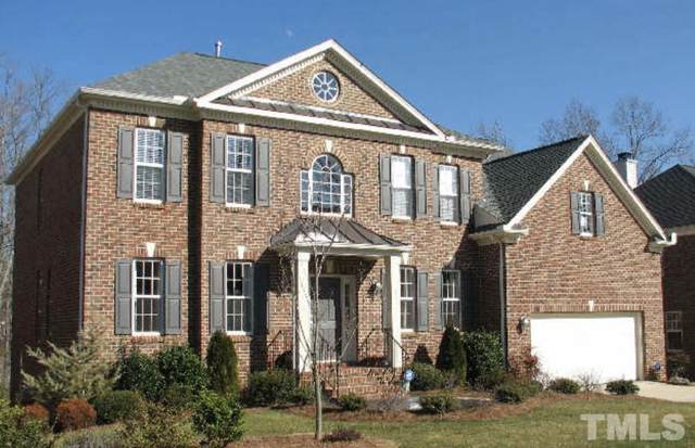 12447 Pawleys Mill Circle, Raleigh, NC 27614 (#2351222) :: Realty World Signature Properties