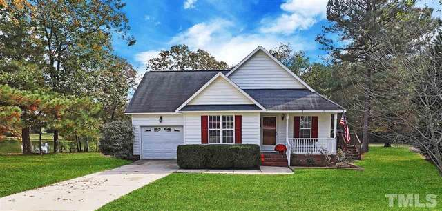 45 Browning Circle, Coats, NC 28521 (#2351255) :: The Rodney Carroll Team with Hometowne Realty