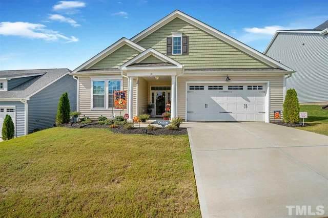 31 E Piston Point, Clayton, NC 27520 (#2351279) :: Real Estate By Design