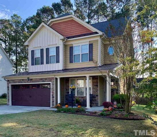 4212 Heritage View Trail, Wake Forest, NC 27587 (#2351289) :: Realty World Signature Properties