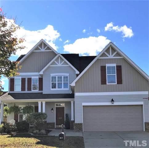822 New Charleston Drive, Fuquay Varina, NC 27526 (#2351323) :: Real Estate By Design