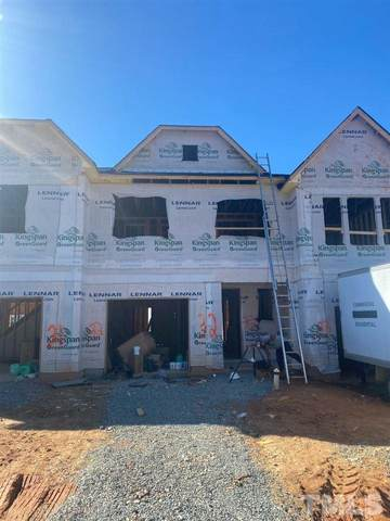 186 Gremar Drive #32, Holly Springs, NC 27540 (#2351334) :: Real Estate By Design