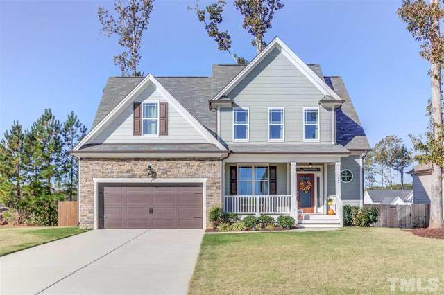 15 Kilkee Lane, Youngsville, NC 27596 (#2351337) :: Classic Carolina Realty