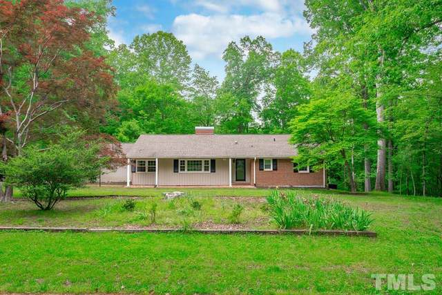 807 Kings Mill Road, Chapel Hill, NC 27517 (#2351342) :: Classic Carolina Realty