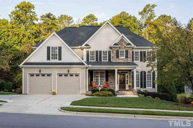 111 Chesterfield Drive, Cary, NC 27511 (#2351362) :: Rachel Kendall Team