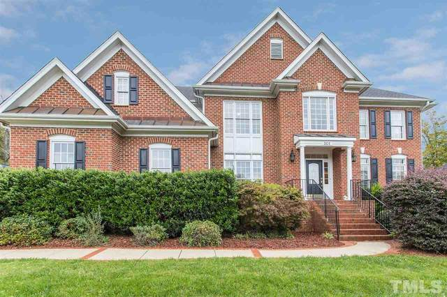 301 Bailey Ridge Drive, Morrisville, NC 27560 (#2351375) :: M&J Realty Group
