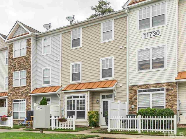 11730 Mezzanine Drive #106, Raleigh, NC 27614 (#2351382) :: Real Estate By Design