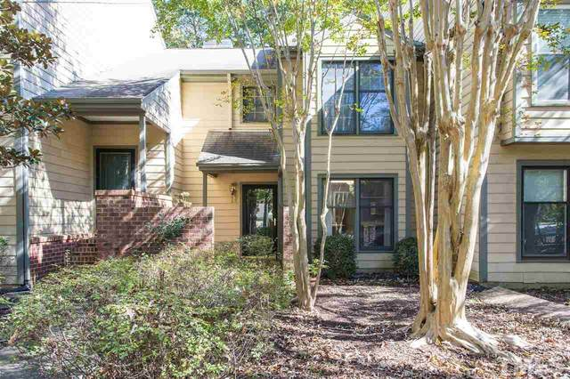 108 Broad Leaf Circle #108, Raleigh, NC 27613 (#2351418) :: Realty World Signature Properties