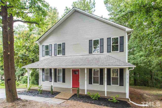 303 Golf Course Drive, Raleigh, NC 27610 (#2351431) :: Marti Hampton Team brokered by eXp Realty