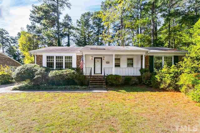 414 Landerwood Lane, Chapel Hill, NC 27517 (#2351444) :: M&J Realty Group