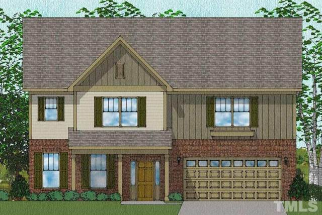 216 Cahors Trail #167, Holly Springs, NC 27540 (#2351466) :: Triangle Top Choice Realty, LLC