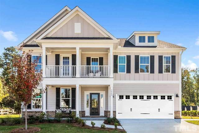220 Cahors Trail #166, Holly Springs, NC 27540 (#2351475) :: Triangle Top Choice Realty, LLC