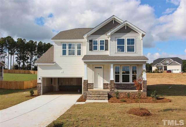 10 Julep Court, Youngsville, NC 27596 (#2351508) :: Real Estate By Design
