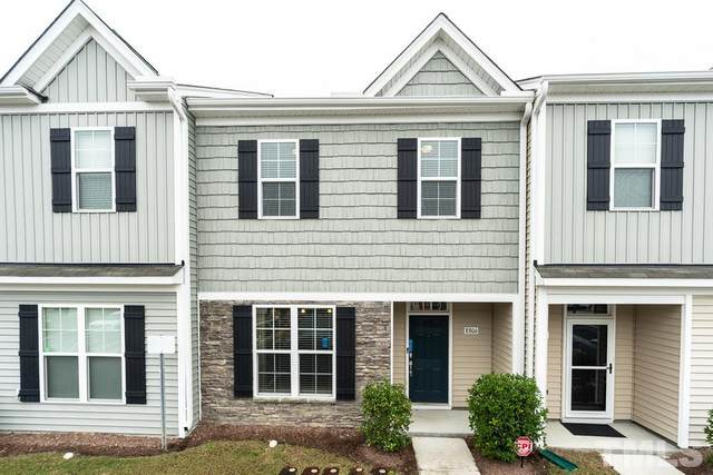 8806 Commons Townes Drive, Raleigh, NC 27616 (#2351534) :: Bright Ideas Realty