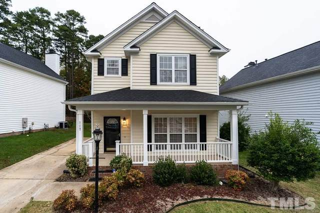 117 Cricketgrass Drive, Cary, NC 27513 (#2351535) :: Triangle Top Choice Realty, LLC