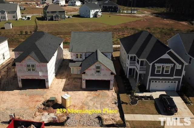 239 Mornington Place, Clayton, NC 27520 (#2351591) :: Real Estate By Design